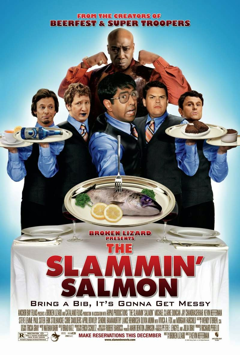 Movie and TV Screencaps: The Slammin' Salmon (2009) - Directed by ...