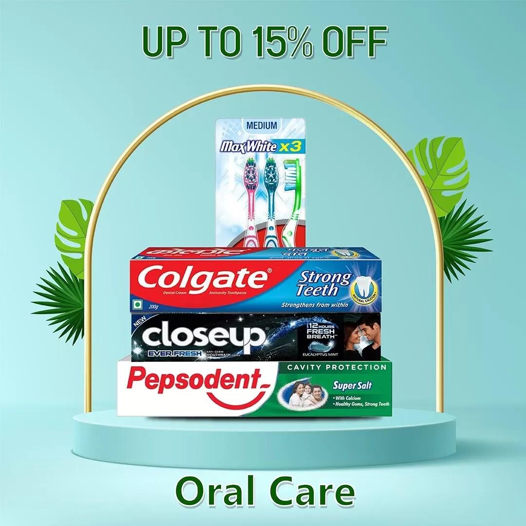 Oral Care 73