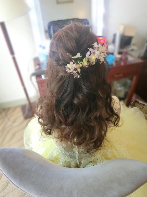 台北新秘 | 新娘秘書 | 婚禮造型 | 新娘造型 | 新秘推薦 | 敬酒送客造型