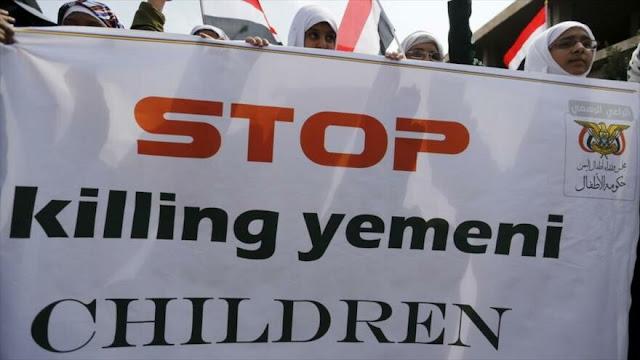 Informe revela gran papel del Reino Unido en matanza de yemeníes