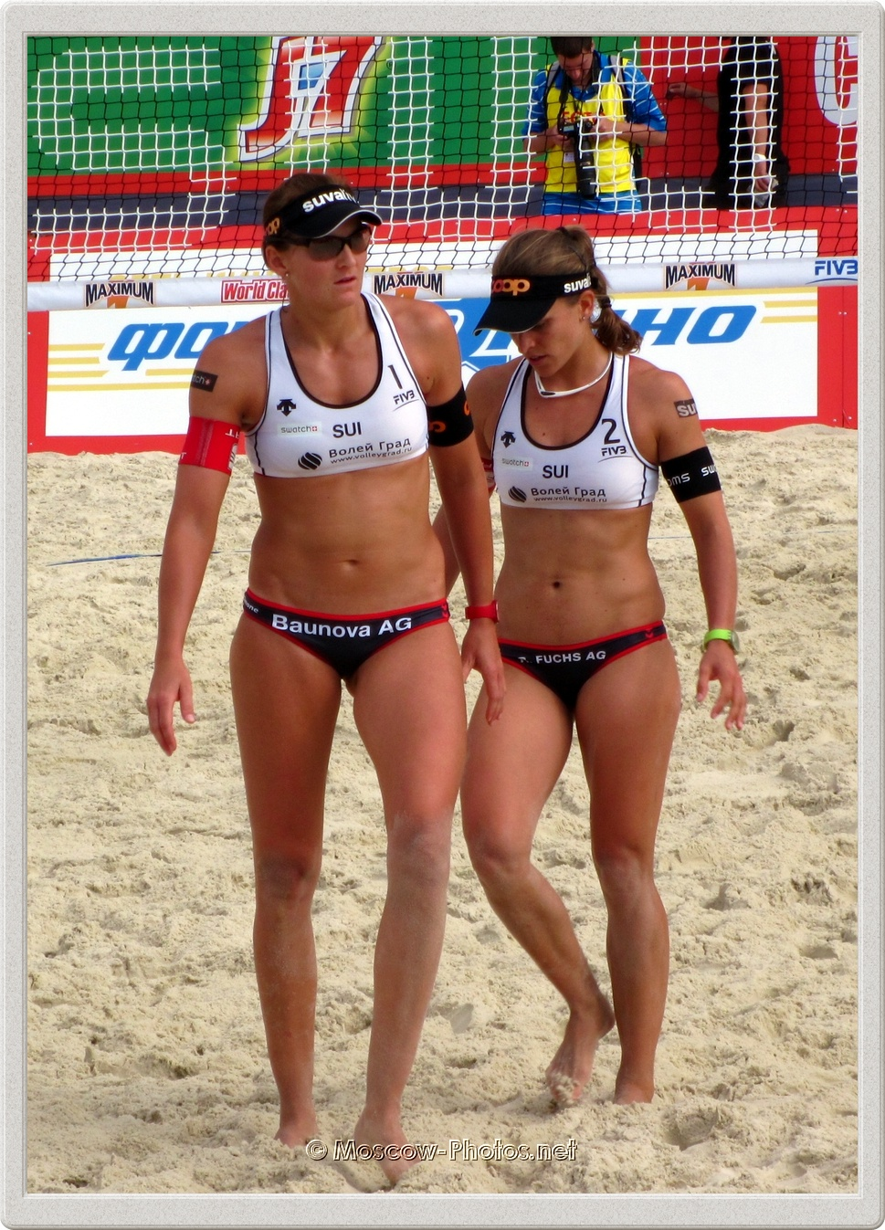 Swiss Women's Beach Volleyball Team