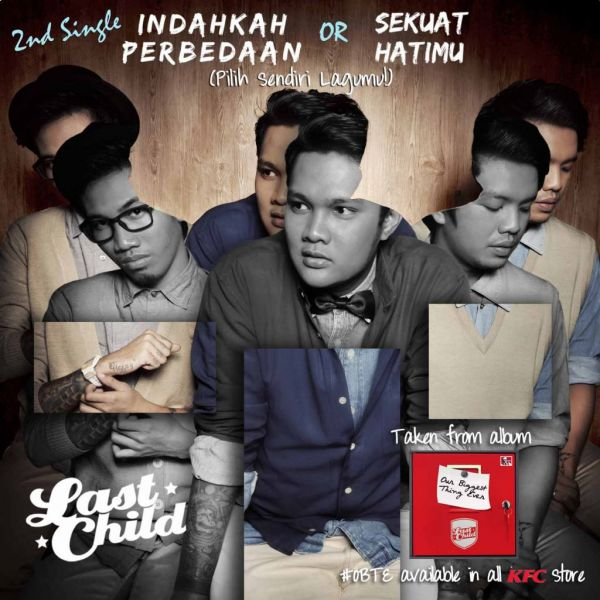 Lirik Lagu Sekuat Hatimu - Last Child dari album Our Biggest Thing Ever chord kunci gitar, download album dan video mp3 terbaru 2018 gratis