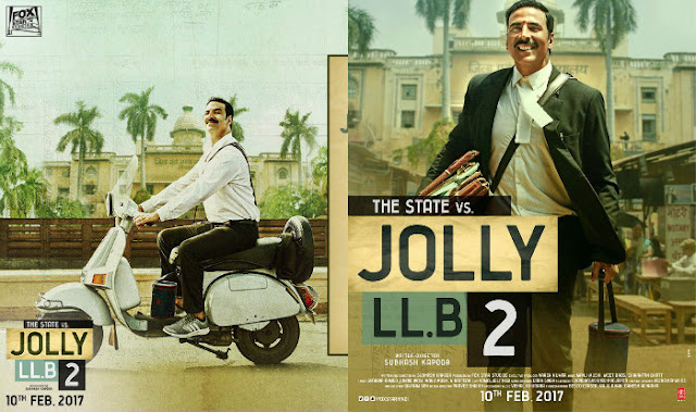 Jolly LLB 2 Review: A Well paced Movie With Ignored Theme