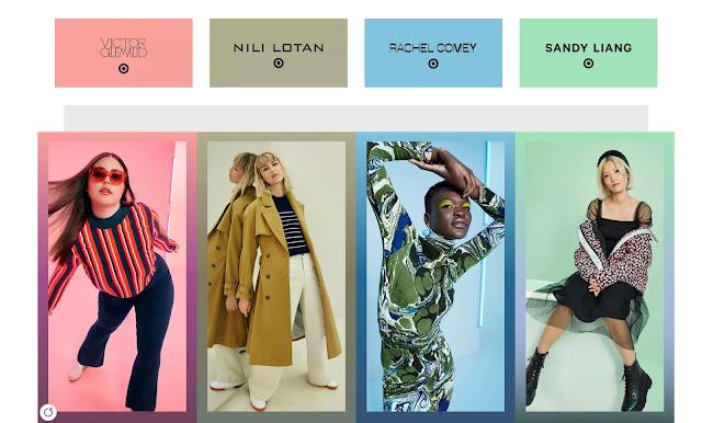 Target fall 2021 designer collection lookbook