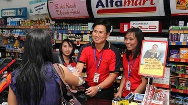Bagaimana Cara Transfer Uang Melalui Alfamart