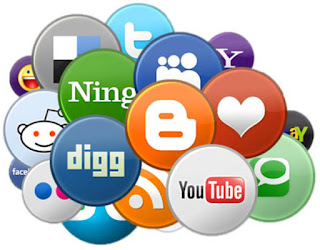 Установка кнопок социальных сетей в сайдбар блога и в сообщения