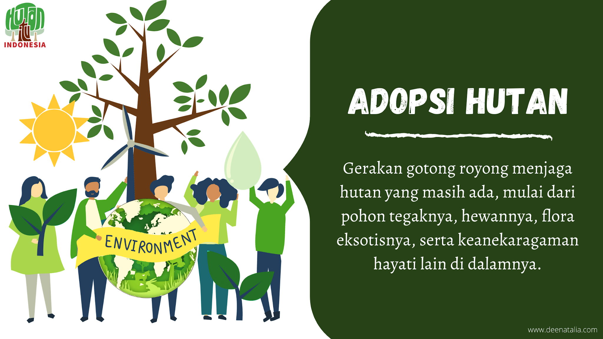Gerakan Adopsi Hutan