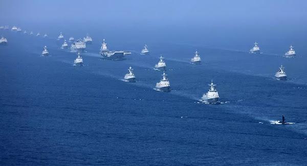 La Chine met-elle sur pied une invincible armada?