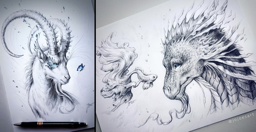 00-Jonas-Jödicke-jojoesart-Fantasy-Animal-Drawings-with-Souls-of-Nature-www-designstack-co