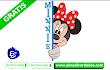 Hermoso bordado de Minnie 😍 descargar GRATIS