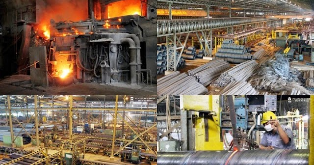 Loker Kerja untuk SMK D3 QC PT Gunung Raja Paksi (Gunung Steel Group) Cibitung