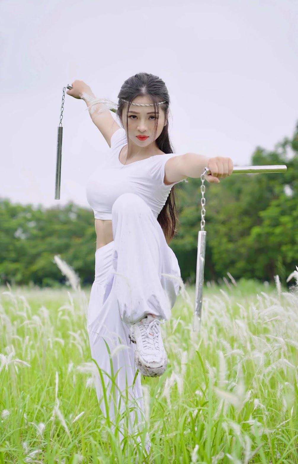 Hot Girls ♔♔…. Trần Thị Hậu, - Trang 2