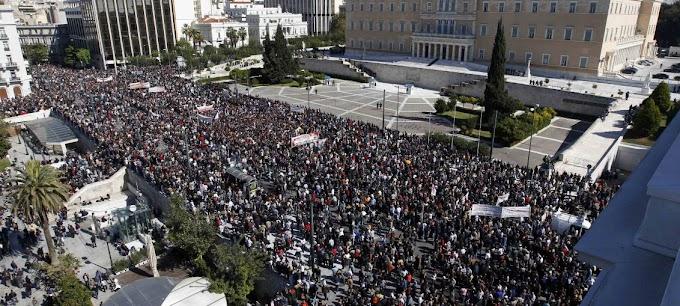 Κάλεσμα σε νέα σύσκεψη για το νομοσχέδιο απαγόρευσης των διαδηλώσεων