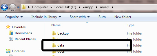 Backup All MySQL Databases phpMyAdmin XAMPP
