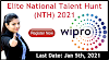 WIPRO talent test for engineering freshers across the country