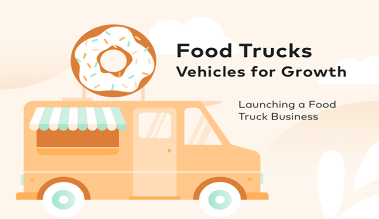 How to Write a Business Plan for Your Food Truck Business #infographic