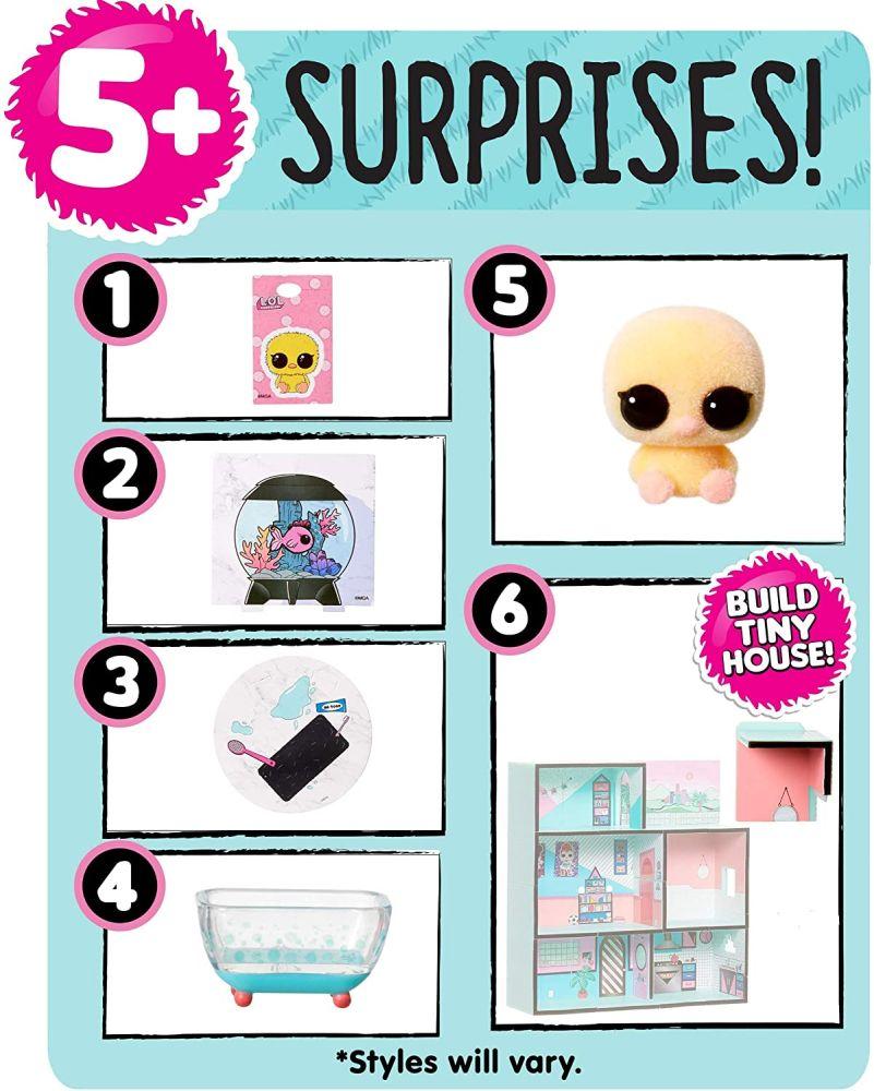 Что в шаре Lol Surprise Minis