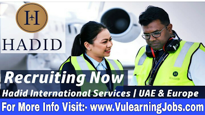 HADID International Services Career & Jobs 2019 In Worldwide
