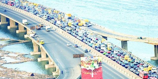 FG announces three-day total shutdown of Lagos Third Mainland Bridge