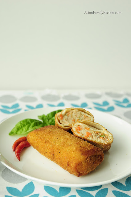 How to make Risoles