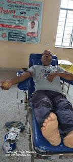 Jaipur News- एनिमिक महिलाओं व कैंसर पीड़ित महिलाओं के लिए मीना मां चैरिटेबल ट्रस्ट द्वारा स्वैच्छिक  रक्तदान शिविर आयोजित