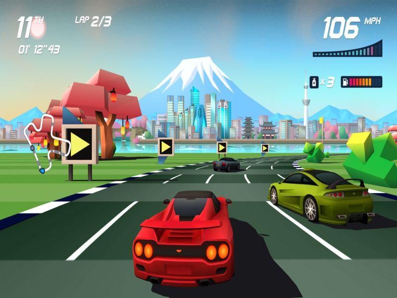 Download Horizon Chase Turbo Game Setup Exe