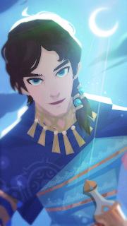In-game artwork of Light