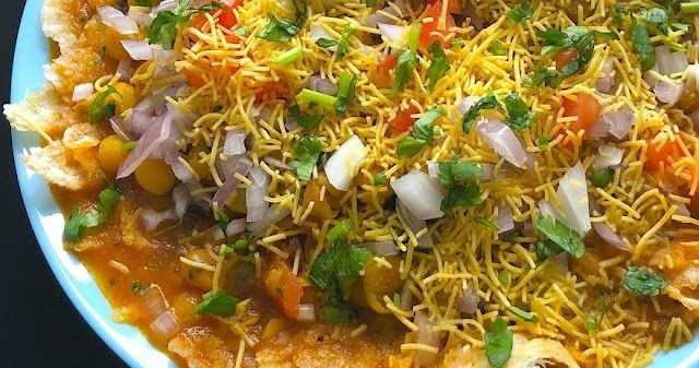How to make mumbai's famous ragda chat recipe