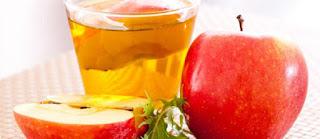 Foto Cara mengobati kutil kelamin dengan cuka sari apel