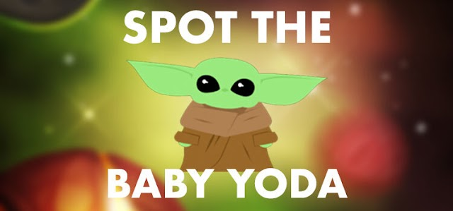 Spot the Baby Yoda Quiz