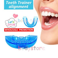SALE Orthodontic Retainer / Teeth Trainer Alignment / pelurus merapihkan gigi teeth trainer