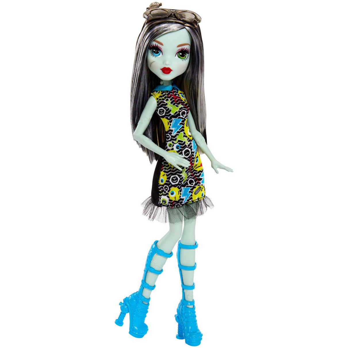 Monster High-Pretty : agosto 2016