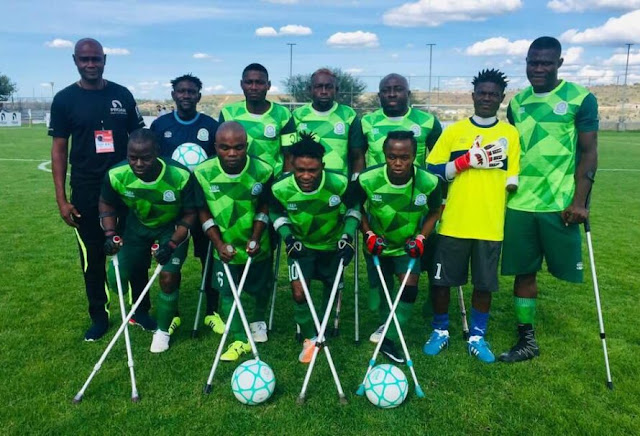 Nigeria to represent Africa at the Polska invitational football tournament