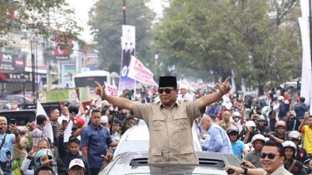 Jangan Takut Diintimidasi, Pesan Pak Prabowo kepada Juru Kampanye
