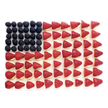 Fruit Flag Recipe