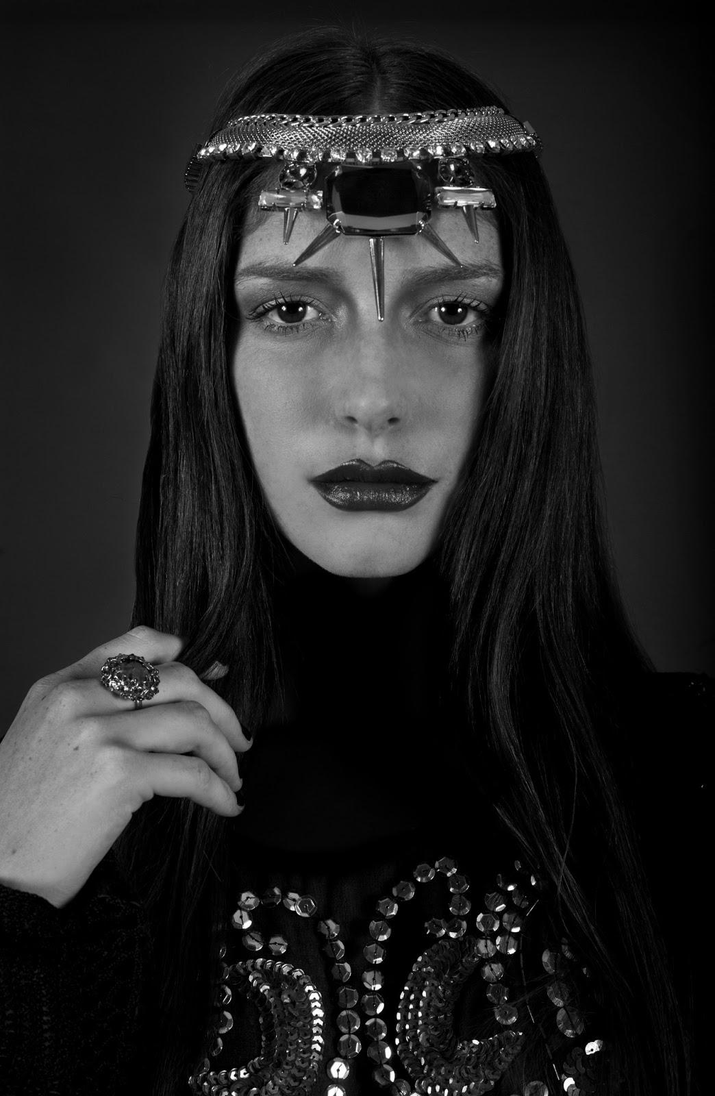 Model  Irina Miller
