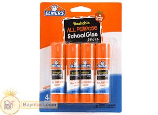 Elmer's Washable All-Purpose School Glue Stick
