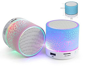 Padraig Wireless LED Bluetooth Speaker