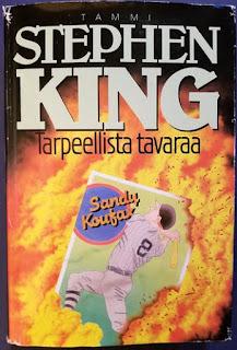 Tarpeellista tavaraa - Stephen King