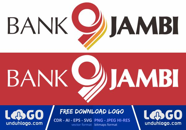 Logo Bank Jambi