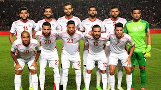 تحفظ المنتخب التونسي على عدم ذكر فوزهم في قرعة البطولة