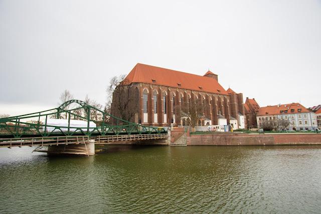 Ponte Tumski-Breslavia