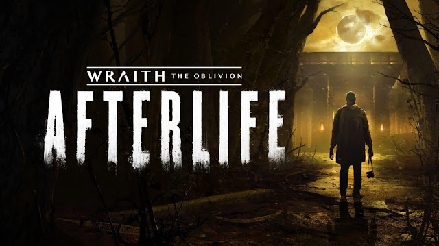World of Darkness VR horror game Wraith: The Oblivion - Afterlife announced