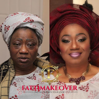 Check Out This Amazing Makeup Transformation