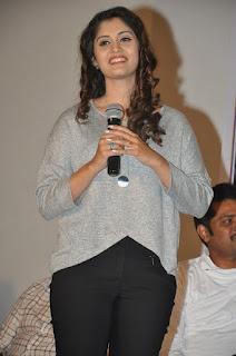 Actress Surabhi Stills At Attack Movie Audio Launch  0037.jpg