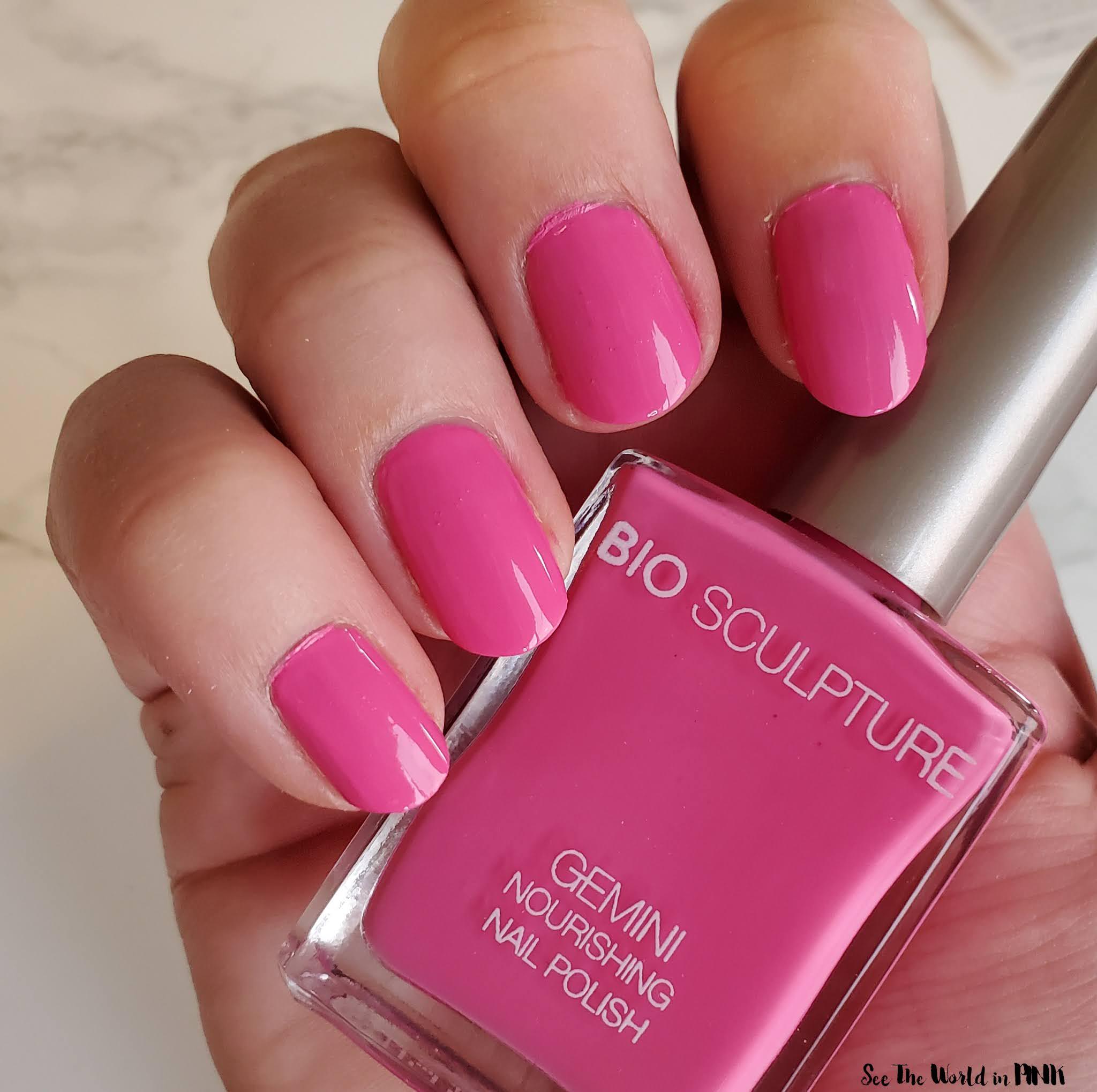 Manicure Monday - Bio Sculpture Perfect Pink Polish