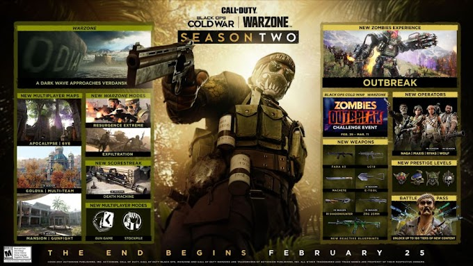 Zombies mode coming to Call of Duty: Black Ops - Cold War