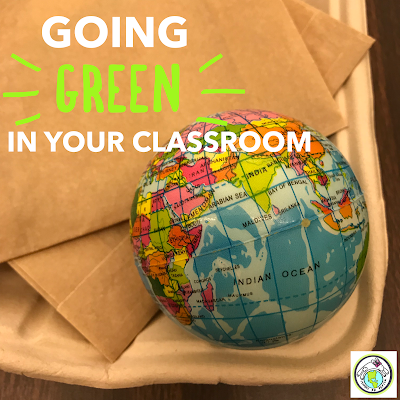 Going Green in Your Classroom Eco Friendly School Space