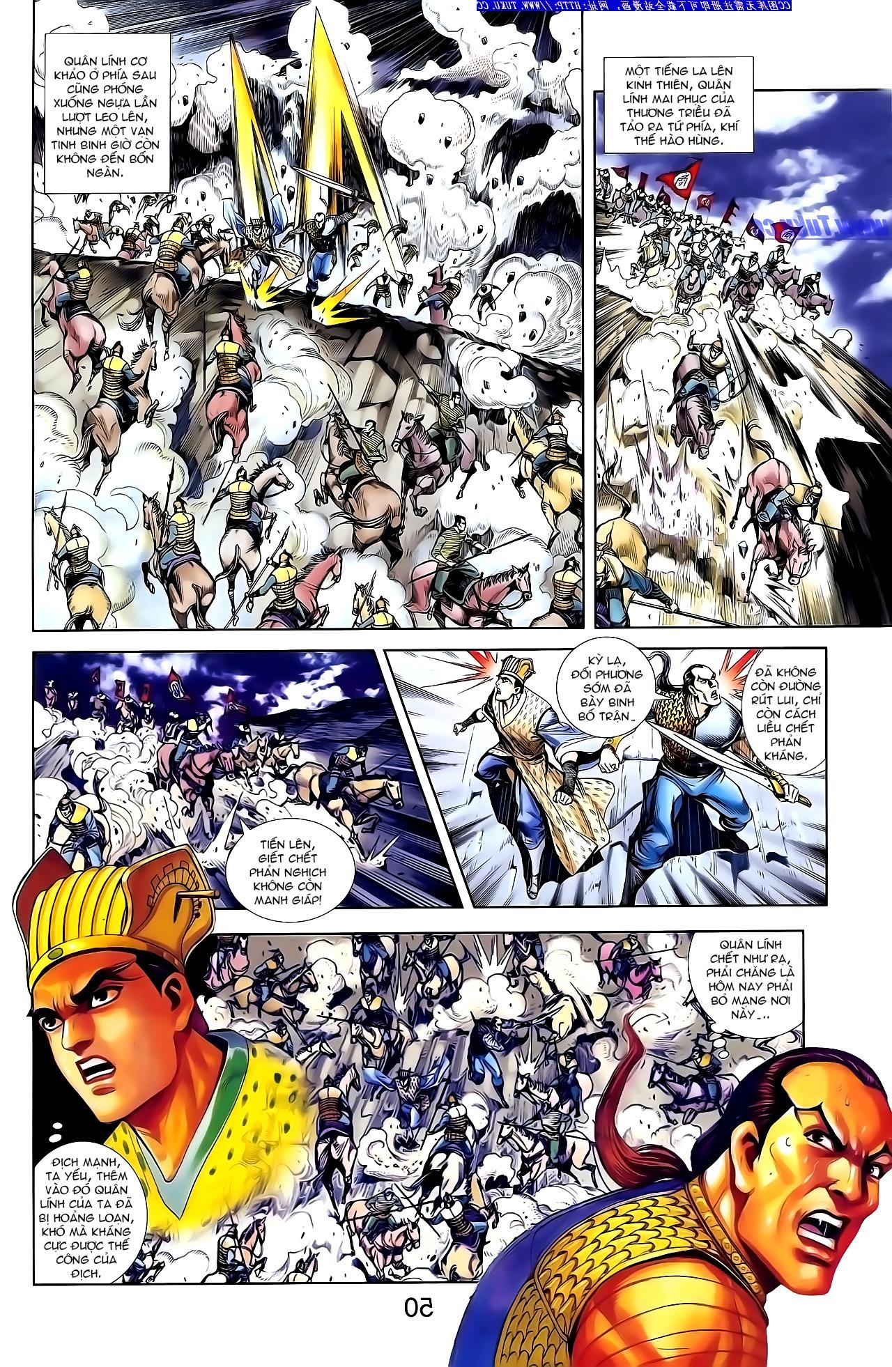Cơ Phát Khai Chu Bản chapter 144 trang 7