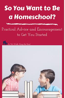 Resources for new homeschoolers